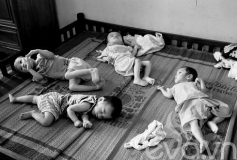 Thương lắm những em bé bị bỏ rơi