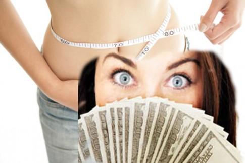 Tiền giúp giảm cân hiệu quả nhất