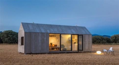 Tiện nghi giá rẻ cho ngôi nhà nhỏ trên thảo nguyên