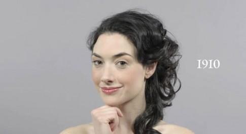 Tiến trình thay đổi kiểu tóc của phụ nữ 100 năm qua