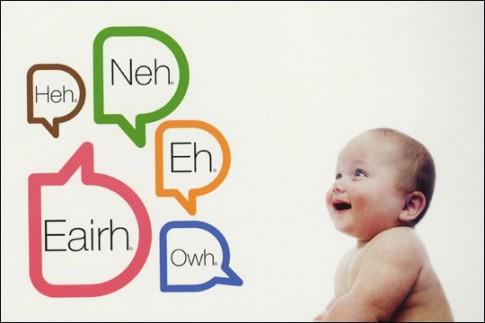 Tips hay bất ngờ dạy bé nói 'thành thần'