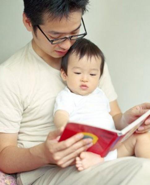 Tips nhỏ dạy con sớm đọc thành thạo