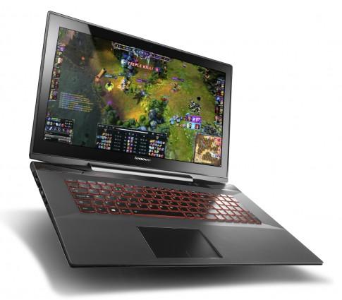 Trải nghiệm game khủng toàn diện với Lenovo Y70