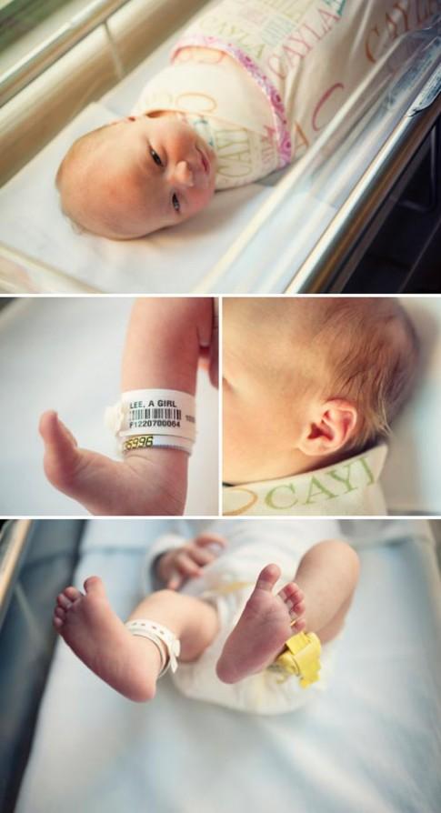 Trải nghiệm ngày đầu ở viện sau sinh