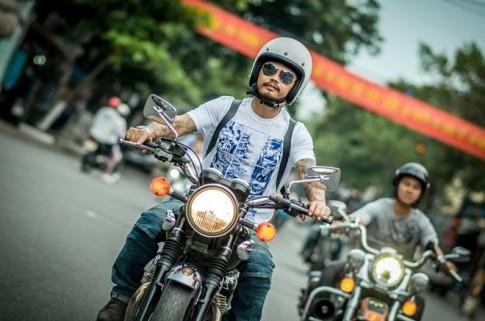 Trần Lập - tượng đài cho một tinh thần biker bất khuất