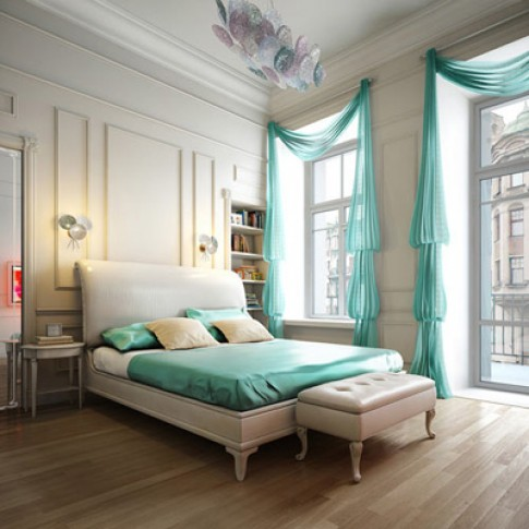 Trang trí phòng ngủ theo cung hoàng đạo (phần 2)