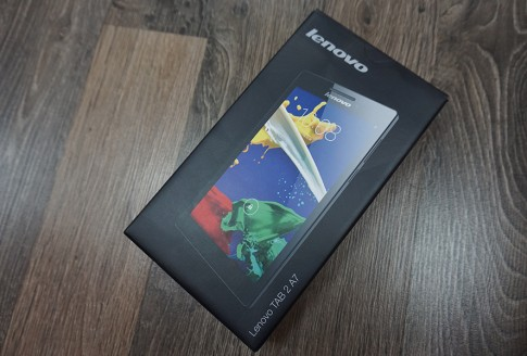 Trên tay Lenovo Tab 2 A7-10: tablet giá rẻ cho người dùng