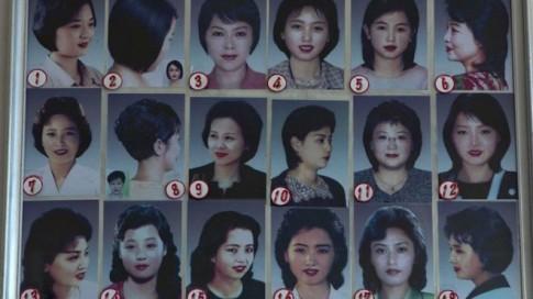 Triều Tiên cắt tóc như Việt Nam 20 năm trước