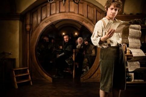 Tròn mắt ngắm nhà người Hobbit cực xinh
