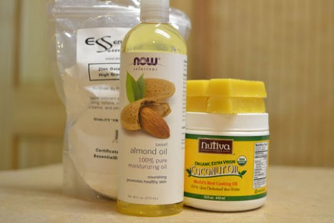 Tự chế kem chống nắng dưỡng da