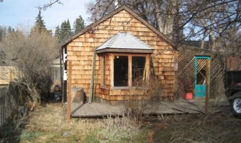Từ túp lều rách nát thành căn nhà sang trọng