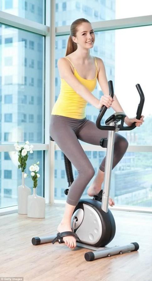 Tuyệt chiêu giảm cân tại nhà chỉ với 2 phút mỗi ngày