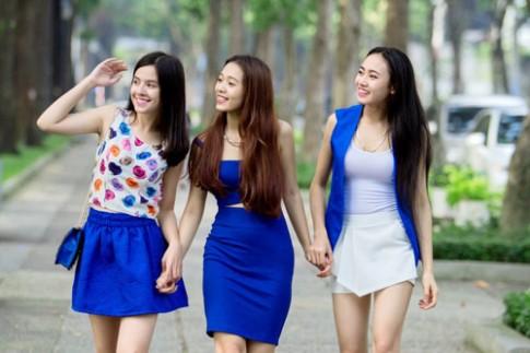 Tuyệt chiêu mặc đẹp 100% dành cho các quý cô.