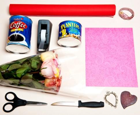 Valentine tự cắm hoa đẹp tặng người ấy!
