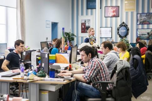 Văn phòng cho chơi billiard, nuôi thú cưng ở Nga