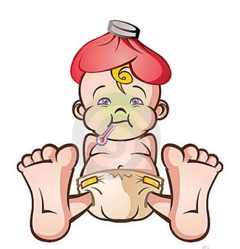 Vàng da sơ sinh: Cẩn thận mất con!