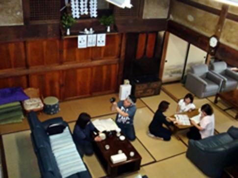 Vẻ đẹp bình yên của nhà truyền thống Nhật Bản