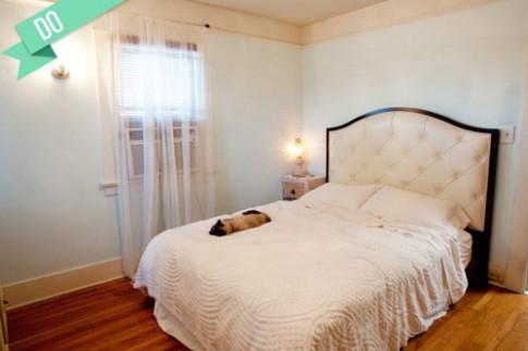 Vị trí giường ngủ giúp tiền vào như nước