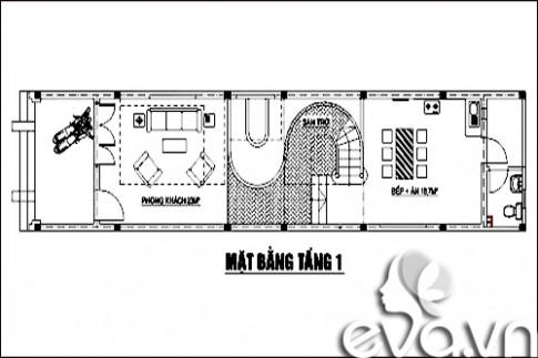 Xây 95m2 nhà đẹp xinh ở Hải Phòng