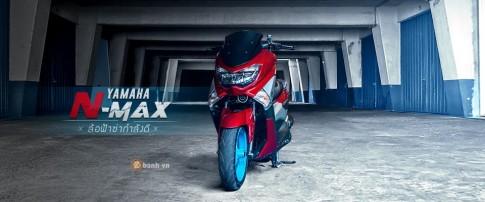 Yamaha NMax độ phong cách và tinh tế trong từng chi tiết