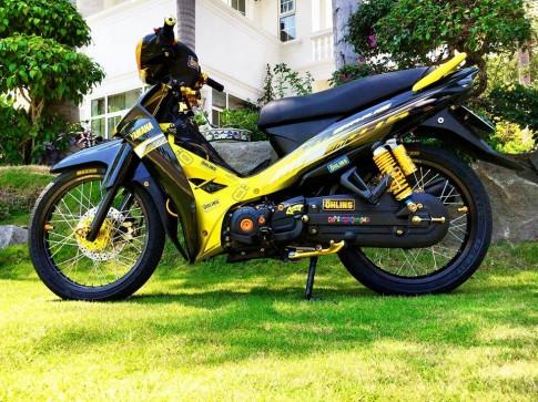 Yamaha sirius bản độ kiểng đẹp lung linh