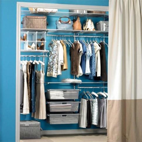 10 đồ trữ quần áo siêu tiết kiệm diện tích