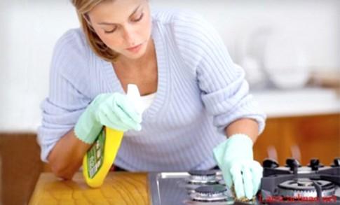 10 mẹo cần có khi vệ sinh nhà cửa