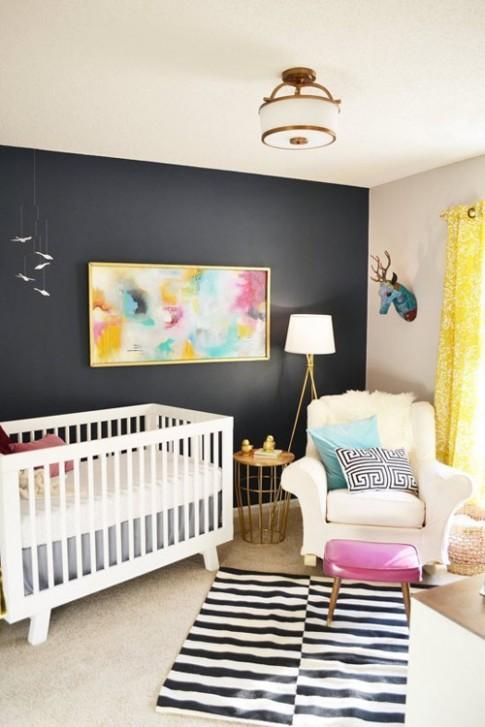 10 phòng ngủ bé con được yêu nhất 2014