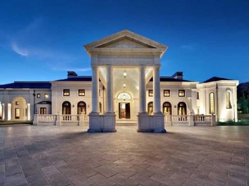 12 dinh thự đắt giá nhất nước Mỹ