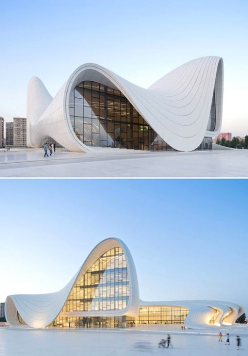 12 kiến trúc mái cong 'thổi bay' tâm hồn