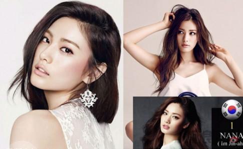 12 mỹ nhân Hàn lọt top 100 người đẹp nhất thế giới