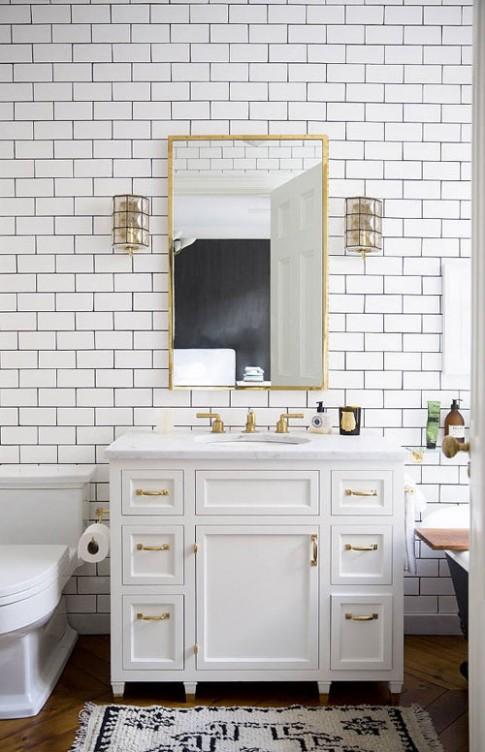 13 giải pháp 'cực đỉnh' cho phòng tắm nhỏ