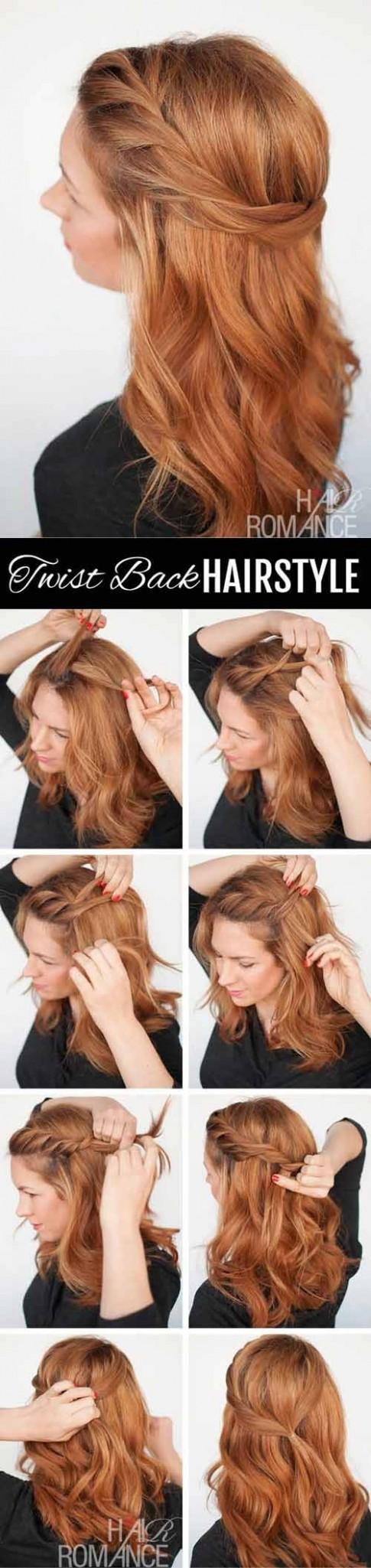 17 kiểu tóc nhanh, đẹp, mát mẻ cho cô nàng bận rộn