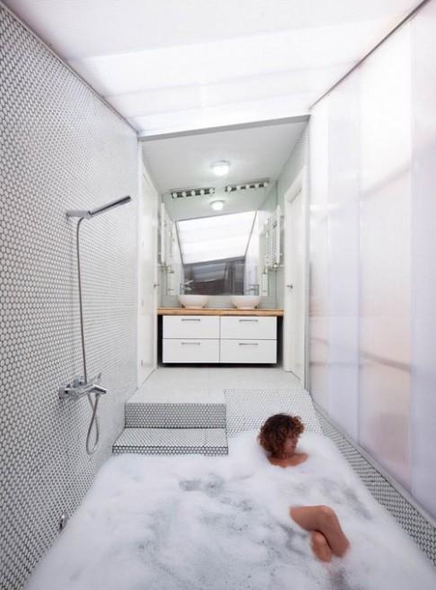 """17 thiết kế phòng tắm """"nhìn là yêu"""""""