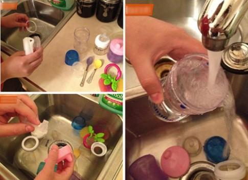 3 cách tiệt trùng bình sữa siêu sạch