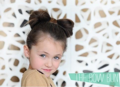 3 kiểu tóc giúp bé yêu mát mẻ ngày hè