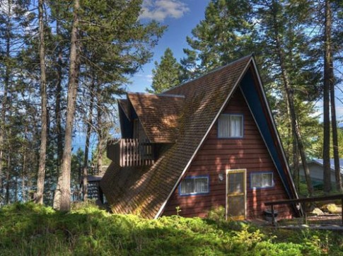 3 ngôi nhà nhỏ ý tưởng độc đáo