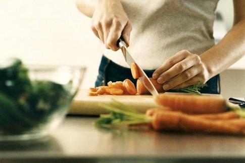 4 lưu ý nhà bếp để ăn uống lành mạnh