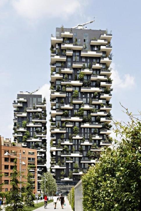 5 công trình xứng danh cao ốc đẹp nhất thế giới
