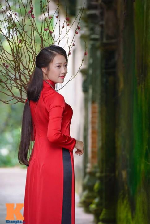 5 địa điểm chụp ảnh áo dài Tết lung linh nhất Hà Nội