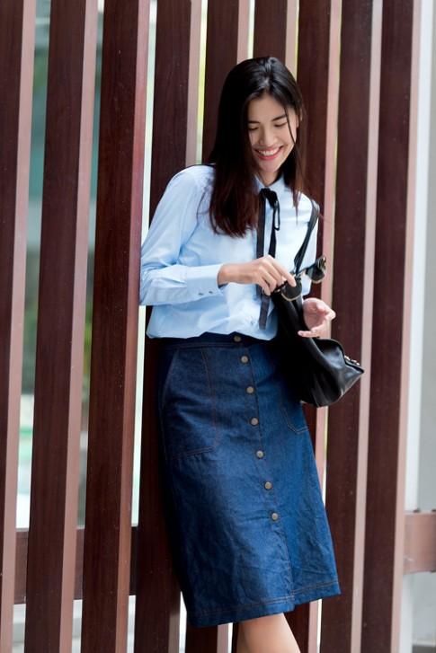 5 gợi ý mặc đẹp cho nàng công sở ngày cuối thu