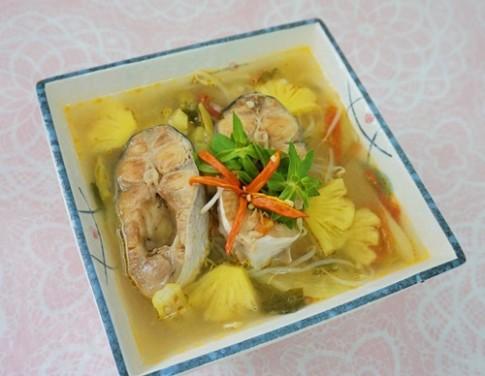 5 món canh chua ngon giải ngán cho Tết