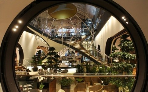 5 phòng chờ sân bay xa xỉ nhất thế giới