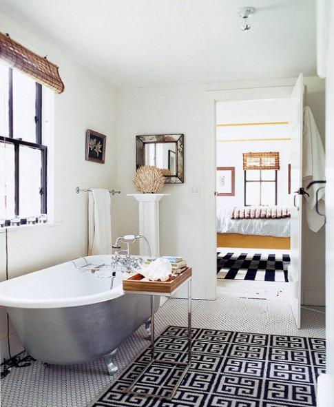 6 cách lưu trữ đẹp không ngờ cho phòng tắm nhỏ