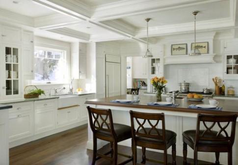 6 kiểu trần nhà thay đổi cả không gian sống