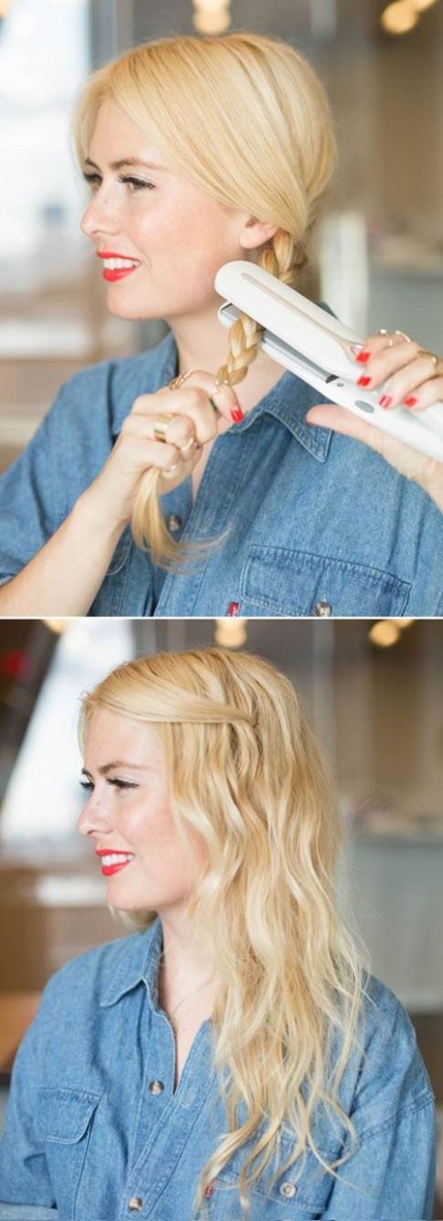 6 mẫu tóc tự làm tại nhà đẹp như ngoài tiệm