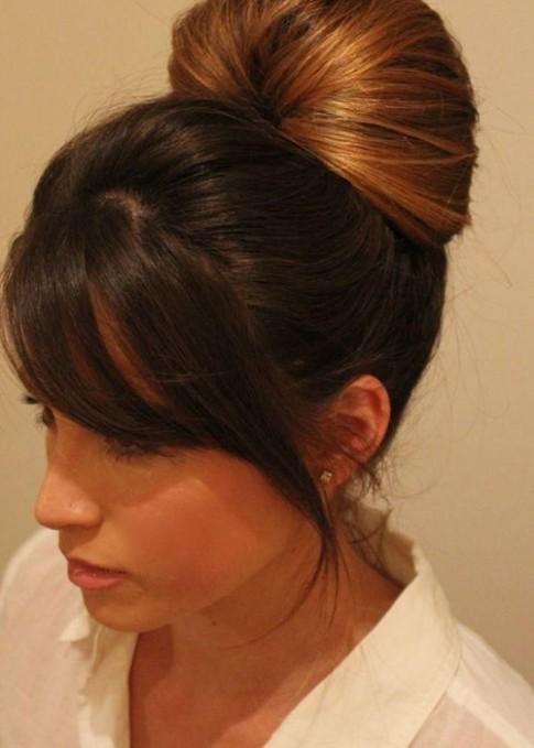 7 kiểu tóc đơn giản tuyệt đẹp cho 1 tuần đi làm