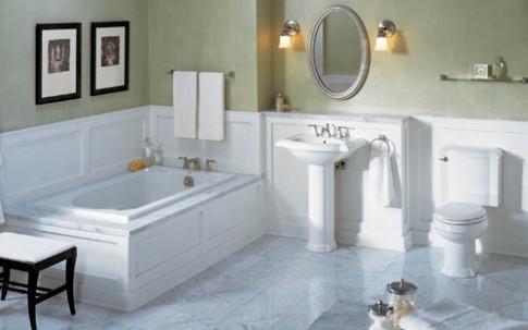 8 nơi bẩn nhất trong phòng tắm, bạn đã biết?
