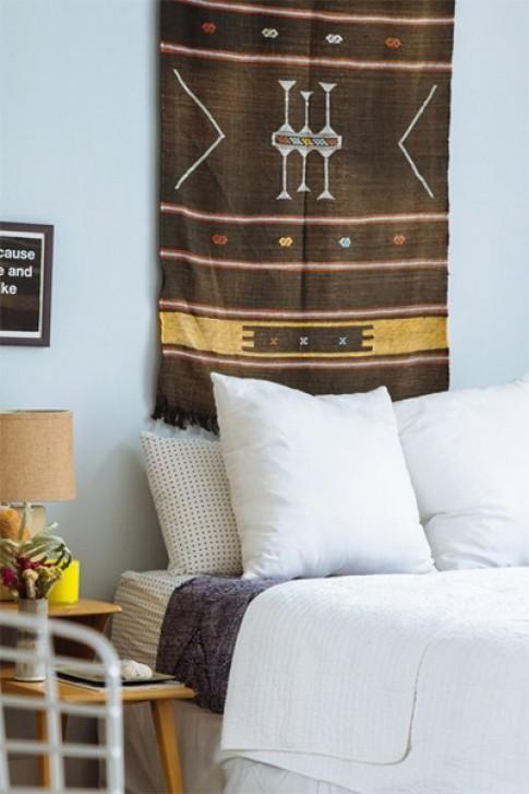 9 cách đơn giản để có phòng ngủ mới lạ