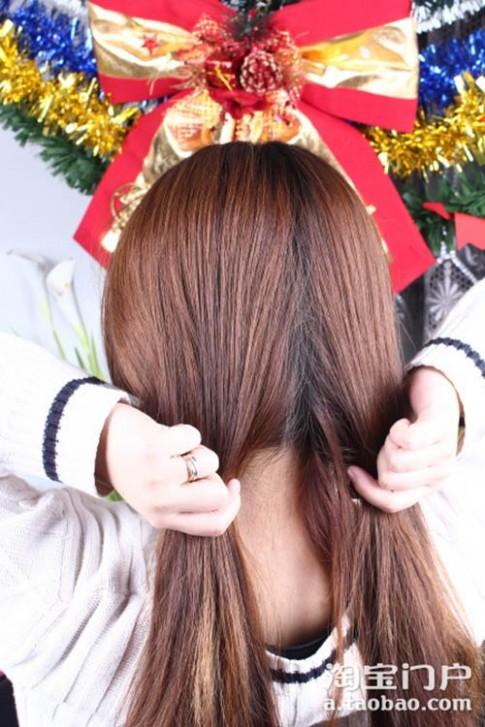 9 kiểu tóc tuyệt đẹp dễ thực hiện nhất (P1)